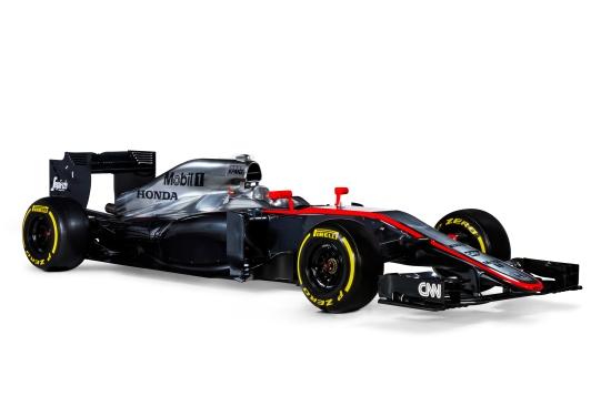 McLaren-Honda reveals the new MP4-30-62706
