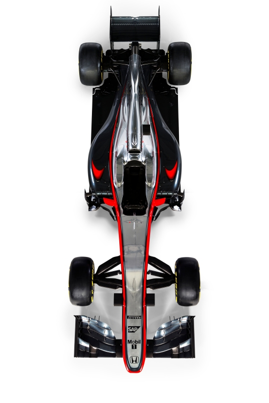 McLaren-Honda reveals the new MP4-30-62707