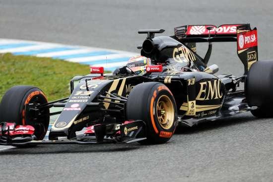 Motor Racing - Formula One Testing - Day 2 - Jerez, Spain
