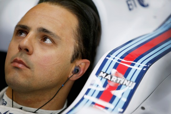 Monte Carlo, Monaco. Thursday 21 May 2015. Felipe Massa, Williams F1. Photo: Glenn Dunbar/Williams ref: Digital Image _89P8735