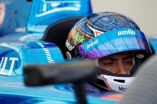 2014/2015 FIA Formula E Championship. First Practice. Berlin e-Prix, Berlin, Germany, Europe. Saturday 23 May 2015 Photo: Adam Warner/LAT/Formula E ref: Digital Image _A8C7713