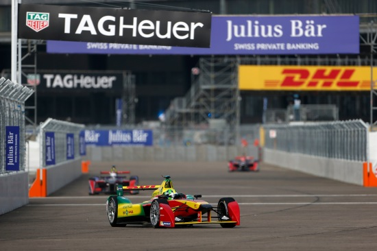 2014/2015 FIA Formula E Championship. Berlin ePrix, Berlin Tempelhof Airport, Germany. Saturday 23 May 2015 Photo: Andrew Ferraro/LAT/Formula E ref: Digital Image _FER0099