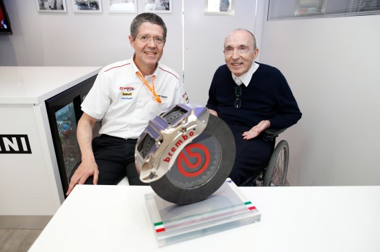 Riccardo Cesarini Frank Williams_2