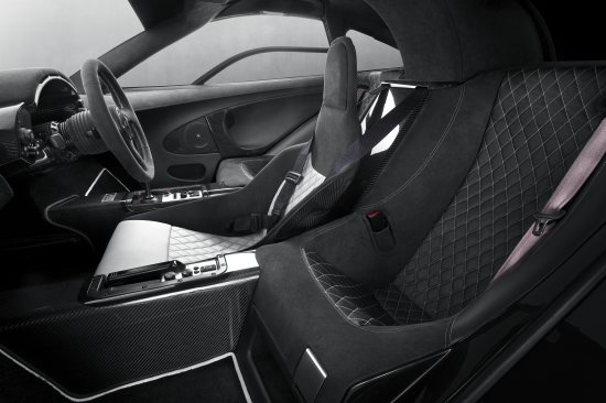McLaren_F1_GT_Silver_Seats interior