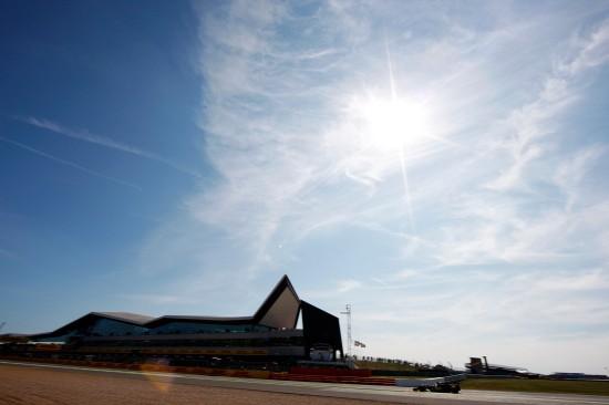 Pastor Maldonado (VEN) Lotus F1 E23. British Grand Prix, Friday 3rd July 2015. Silverstone, England.
