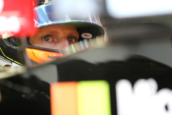 Romain Grosjean (FRA) Lotus F1 E23. Belgian Grand Prix, Saturday 22nd August 2015. Spa-Francorchamps, Belgium.