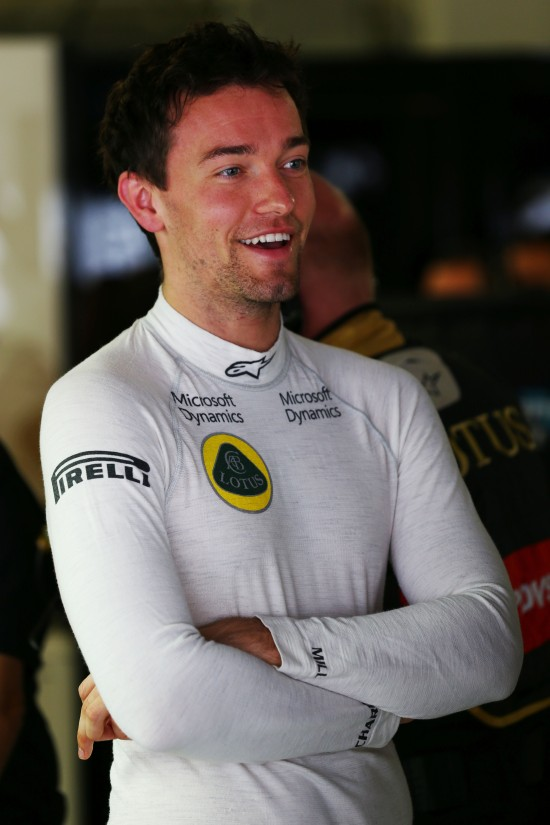 Jolyon Palmer at the Japanese Grand Prix, Friday 25 September 2015, Suzuka.