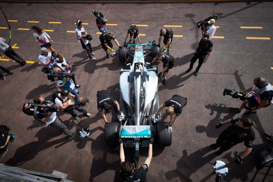 2016 Monaco Grand Prix, Thursday