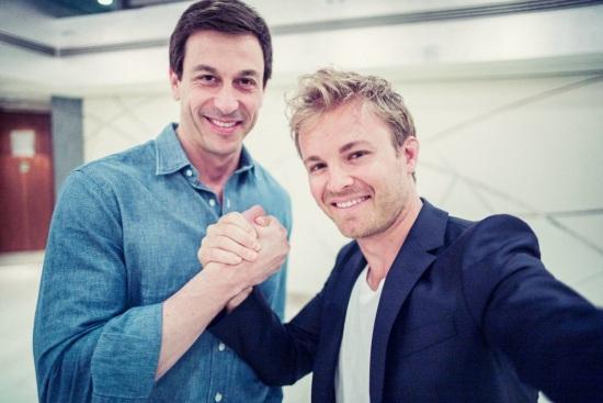 Nico Rosberg Contract Announcement IMG 01