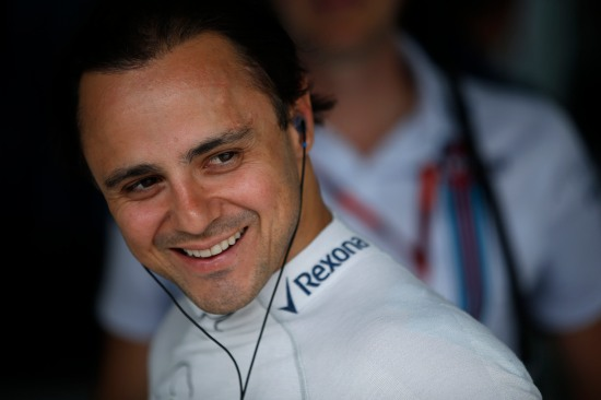 Hockenheim, Germany. Saturday 30 July 2016. Felipe Massa, Williams Martini Racing. Photo: Glenn Dunbar/Williams ref: Digital Image WW2Q1402
