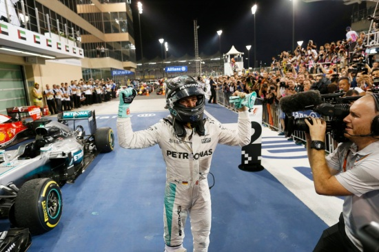Großer Preis von Abu Dhabi 2016, Sonntag