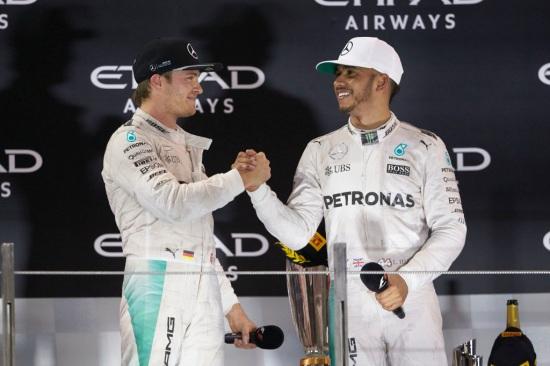 2016 Abu Dhabi Grand Prix, Sunday