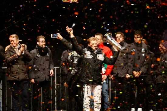 Mercedes-AMG, Motorsport, Sindelfingen, F1, Nico Rosberg ; Mercedes-AMG, Motorsport, Sindelfingen, F1, Nico Rosberg;